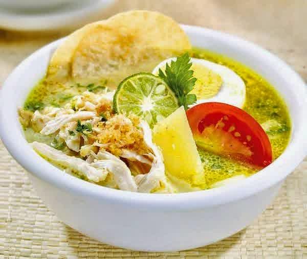 merupakan resep masakan indonesia yang tiada duanya Resep Cara Bikin Soto Ayam