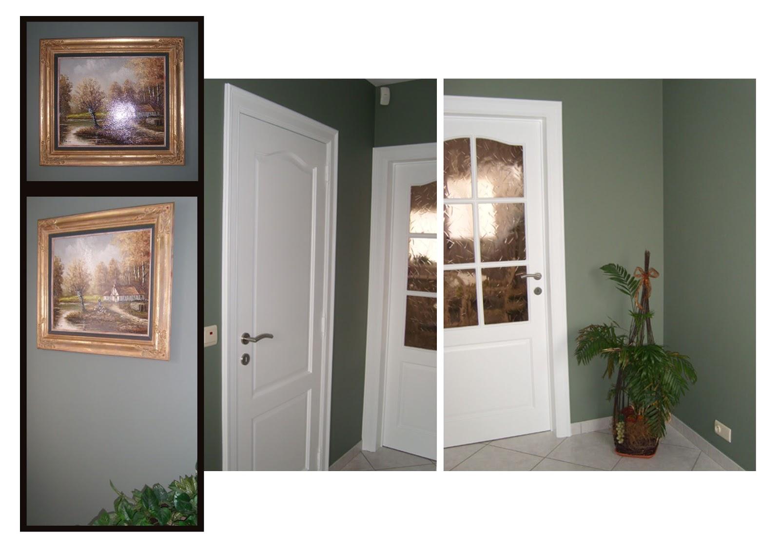 h l ne vanneste cr ation int rieure coloriste halle d 39 entr e et s jour. Black Bedroom Furniture Sets. Home Design Ideas