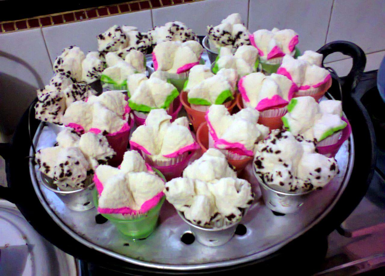 Cara membuat kue bolu kukus mengembang dan mekar (huangdenni.blogspot.com)