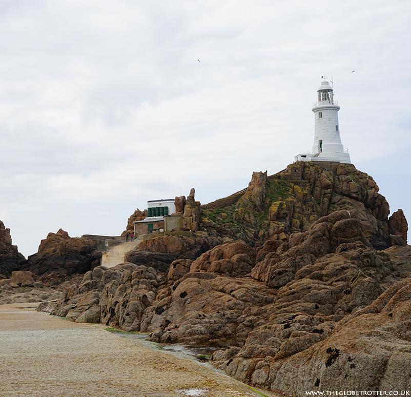 Corbiere Lighthouse | La Corbière - St Brelade, Jersey