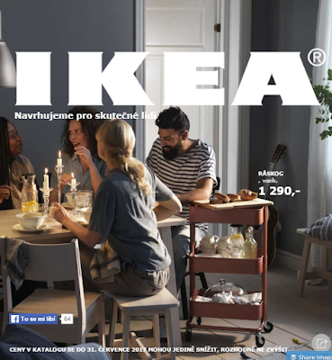 IKEA  Catalog 2017 → Česká republika (Czech Republic)