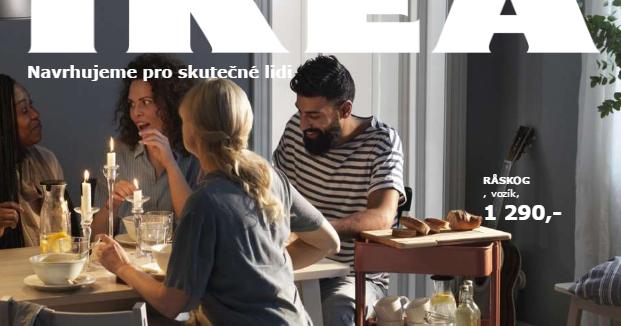 ikea catalog 2017 esk republika czech republic. Black Bedroom Furniture Sets. Home Design Ideas