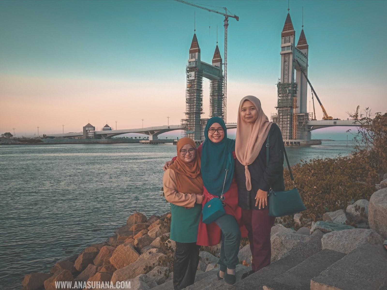 Terengganu Draw Bridge
