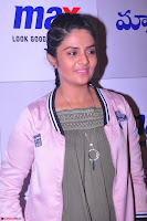 Sree Mukhi at Meet and Greet Session at Max Store, Banjara Hills, Hyderabad.JPG