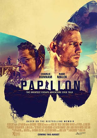 Papillon 2017 Full Hindi Movie Dual Audio HDRip 720p