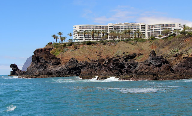 Pestana Grand Hotel in Ponta da Cruz