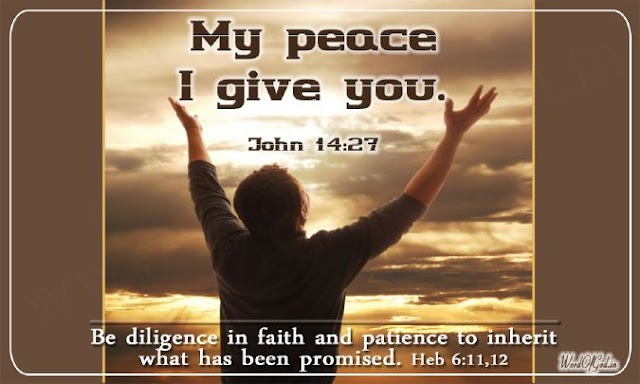 Peace Christian Promise Cards Free Downlload