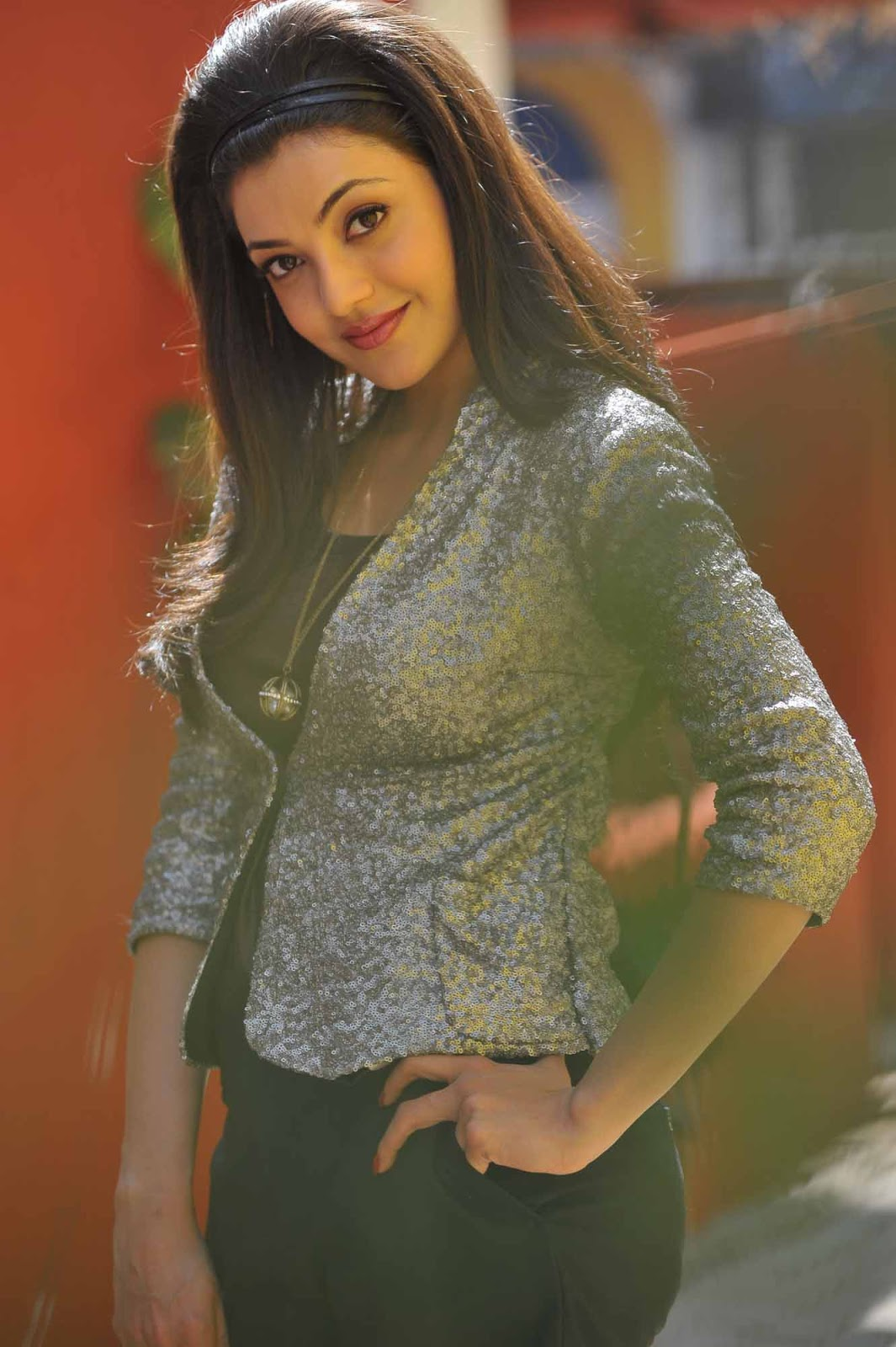 kajal agarwal traditional dress - photo #41