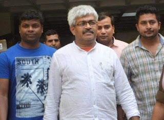 journalist-vinod-verma-sent-to-judicial-custodt