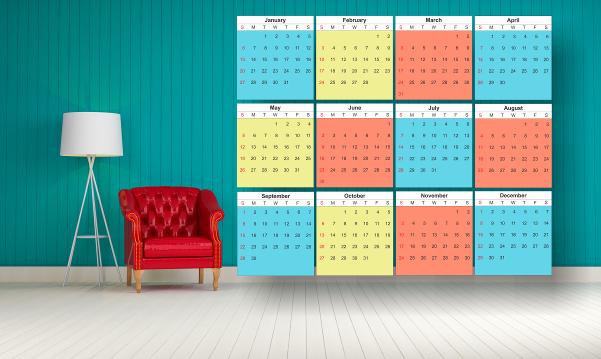 minimalis yaa kalendernya