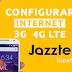 Configurar Internet APN 3G/4G LTE Jazztel España 2019