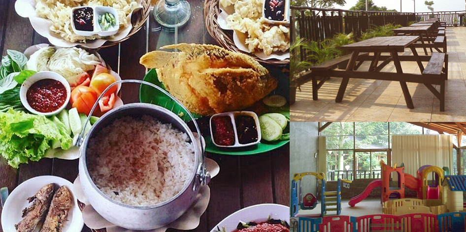 De Tuik Cikutra Bandung