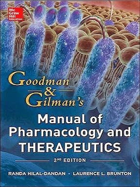 Goodman&Gilman Hướng dẫn Dược lý học và Trị liệu 2e