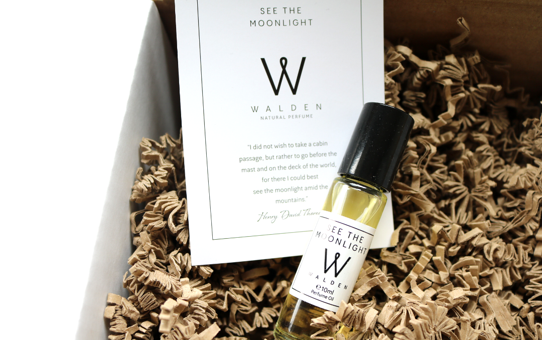 Walden See The Moonlight Perfume Rollerball
