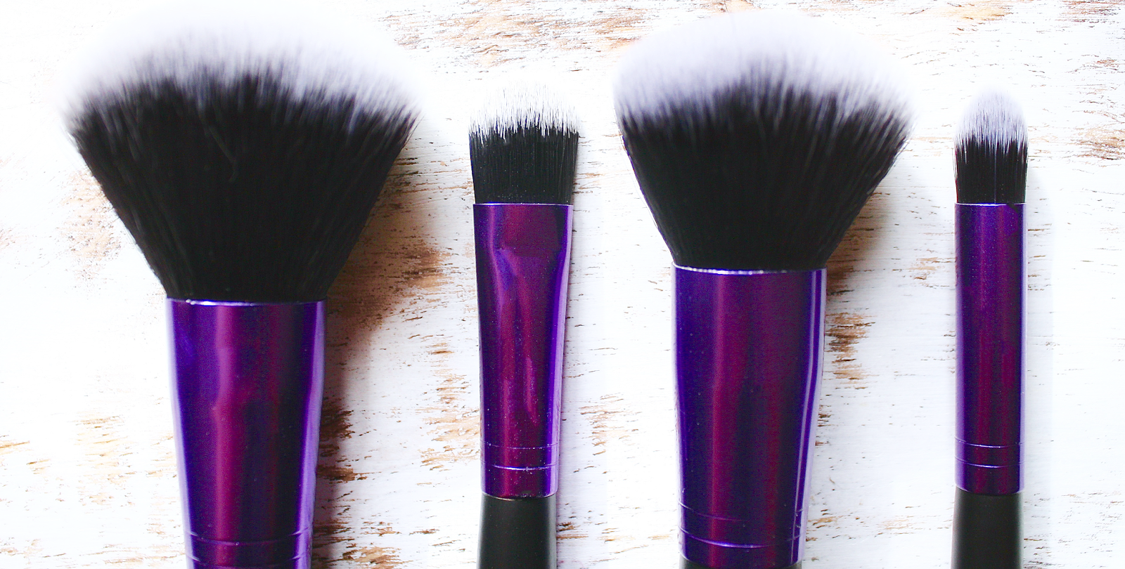 BrushWorks Mini Brush Set Review