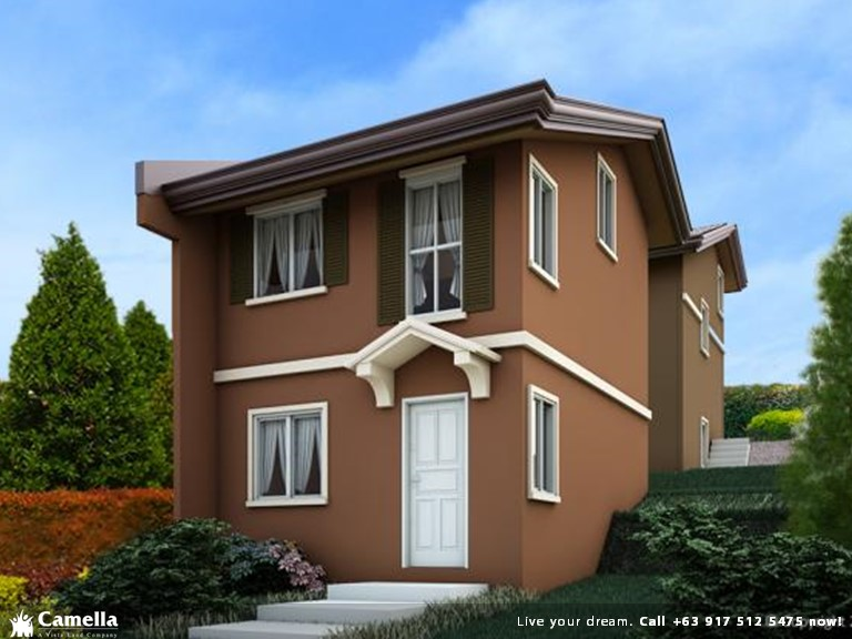 Hannela Uphill - Camella Alta Silang| Camella Affordable House for Sale in Silang Cavite