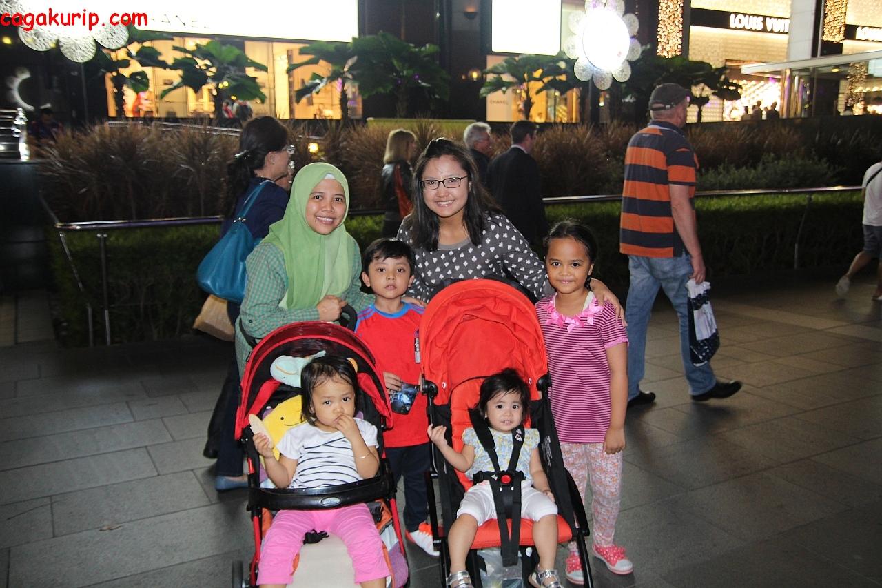 Bersama Ms. Andila