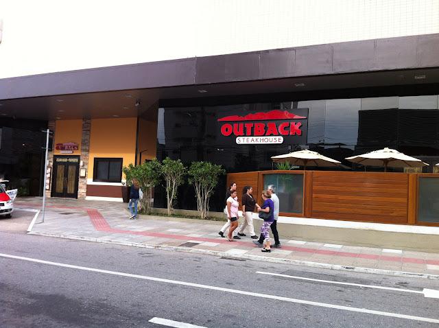 Outback Floripa - Beiramar Shopping