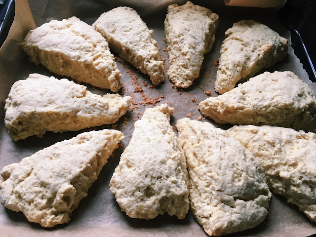 Easy Recipe for Scones