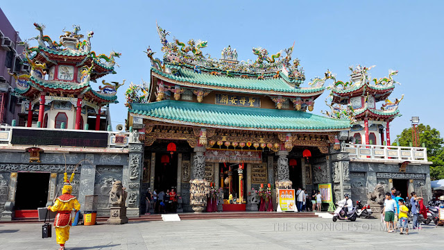 temple anping