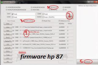 cara flash samsung S3850