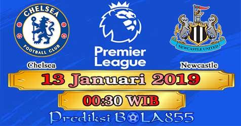 Prediksi Bola855 Chelsea vs Newcastle 13 Januari 2019