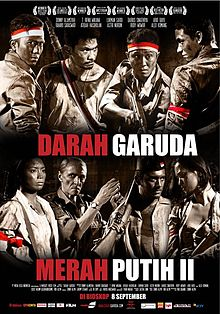 DOWNLOAD FILM MERAH PUTIH II DARAH GARUDA (2010) - [MOVINDO21]