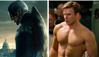 fakta chris evans