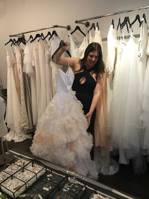 Wedding Dress Shops Chicago 7 Stunning The intimate store was