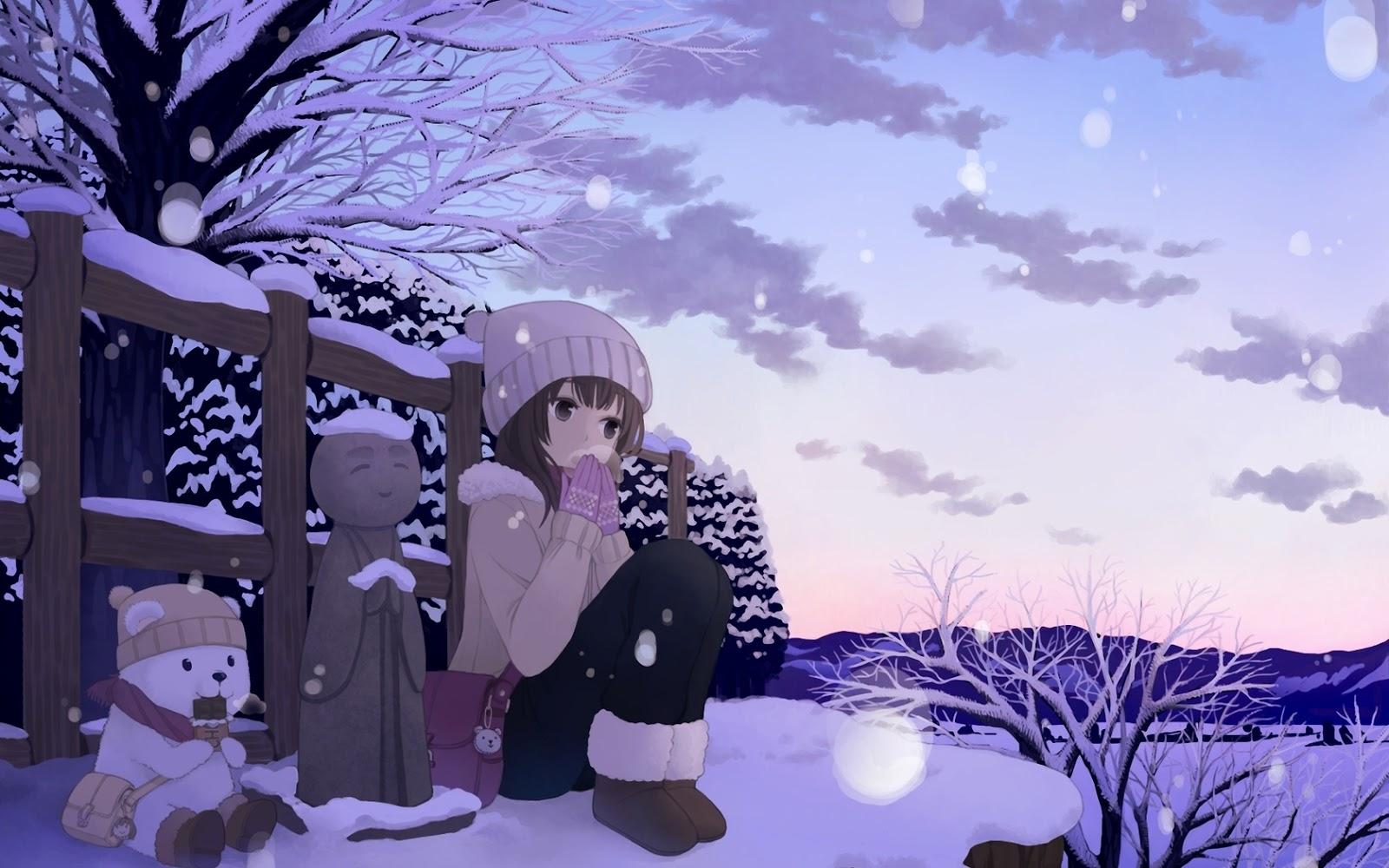Anime winter