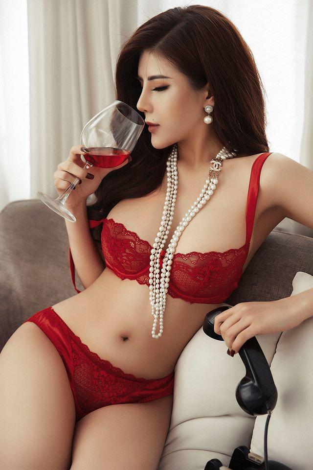 Vẻ quyến rũ chết người @BaoBua: Việt Nam Sexy Girl