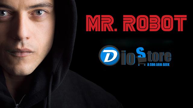 Produtos Mr. Robot na DioStore