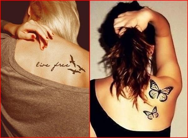 Die 10 schönsten Schulter Tattoo Designs für Frauen