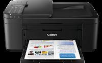 Canon PIXMA TR4550 Driver Download