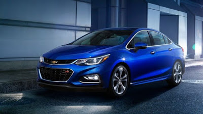 The Chevrolet Cruze Review and Price