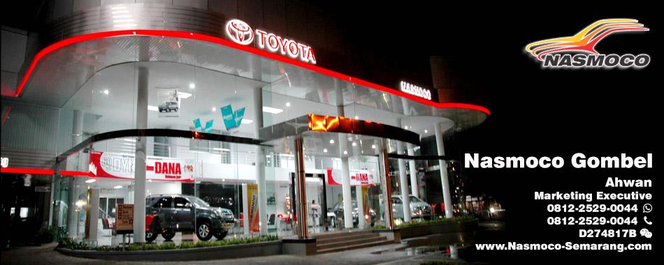 Daftar Harga Mobil Toyota Semarang Terbaru Februari 2021 Nasmoco Toyota Gombel Semarang