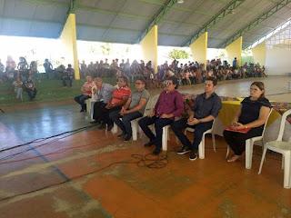 """Projeto Biu Batista: """"Parceria que transforma pela Educação"""""""
