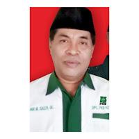 Anshar M Saleh, Caleg PKB Nomor Urut 1 Dapil Asakota Mengucapkan Selamat HUT ke-17 Kota Bima