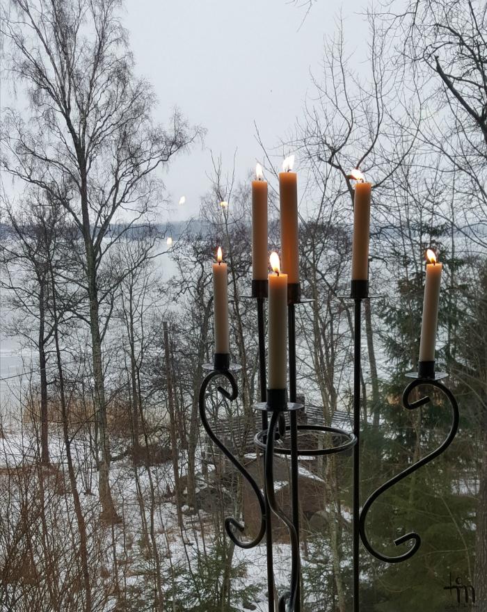 kynttelikkö - candles
