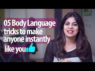 5 Body Language Tips
