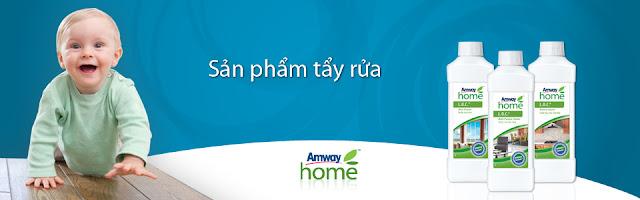 Giá sản phẩm chăm sóc đồ gia dụng Amway Home