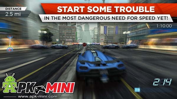 Need for Speed™ Most Wanted.Apk