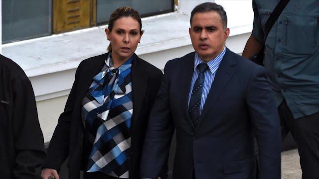 """Nuevo fiscal general: Venezuela vive en """"asedio y amenazas"""""""