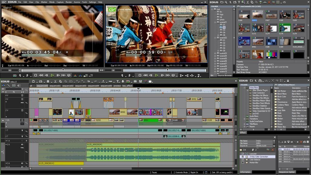 Grass valley edius pro 6. 5 now available at videoguys. Com.