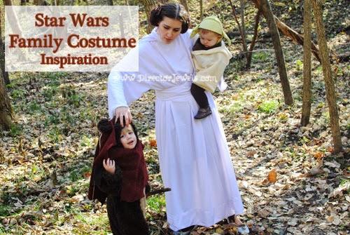 Director Jewels Nerd Alert Star Wars Family Costume Ideas