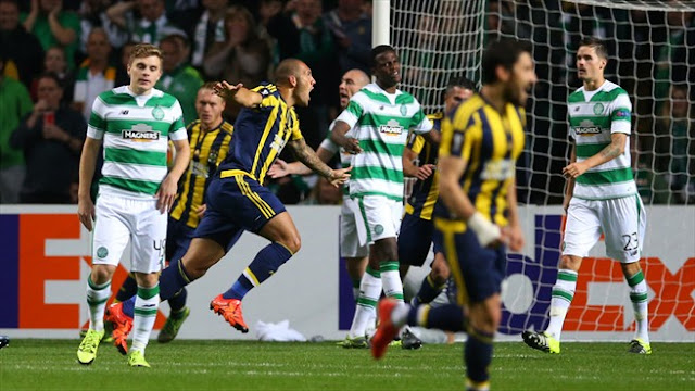 Fenerbache vs Glasgow Celtic
