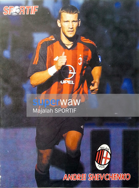 Andrei Shevchenko (AC Milan 2002)