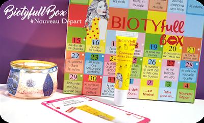 BIOTYfull Box Janvier Bio : gommage lèvres