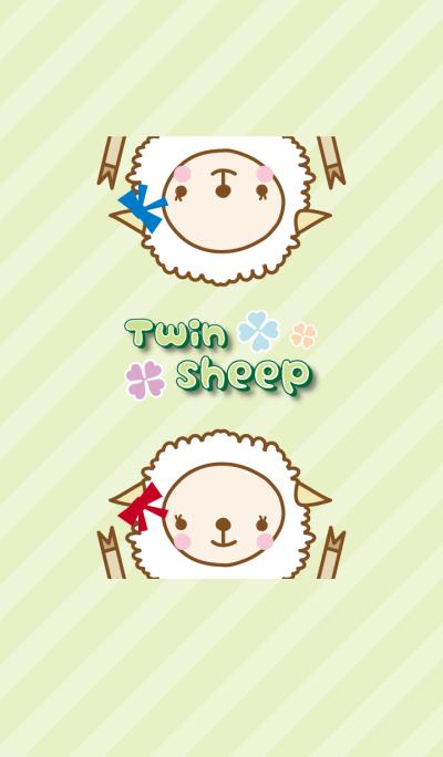 twin sheep2 Theme