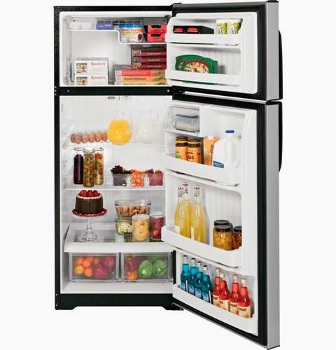 memilih kulkas freezer atas